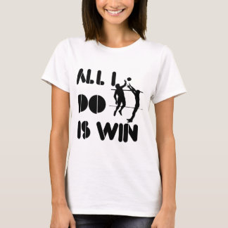 Todo lo que lo hago es triunfo en el voleibol playera