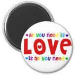 Todo lo que usted necesita es amor