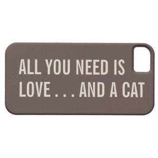 Todo lo que usted necesita es amor… y un caso del iPhone 5 carcasas