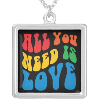 Todo lo que usted necesita es collar del amor