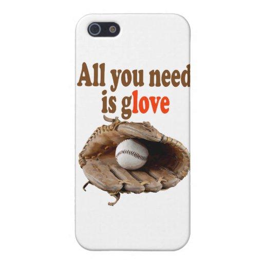 Todo lo que usted necesita es guante iPhone 5 fundas
