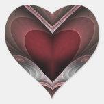 Todo lo que usted necesita es pegatinas corazon personalizadas