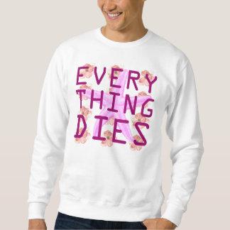 todo muere suéter