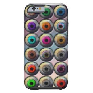 Todo observa en usted funda de iPhone 6 tough