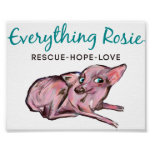 Todo poster de Rosie