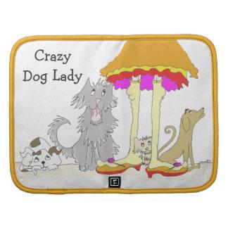 Todo procede a la señora loca del perro de la cari organizadores