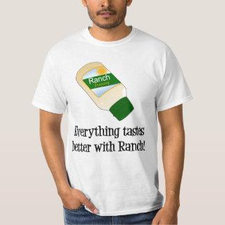 Todo prueba mejor con el rancho camisas
