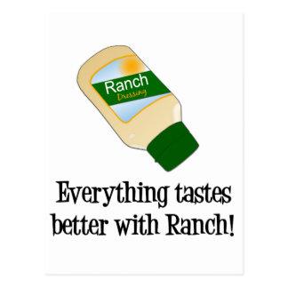 Todo prueba mejor con el rancho postal