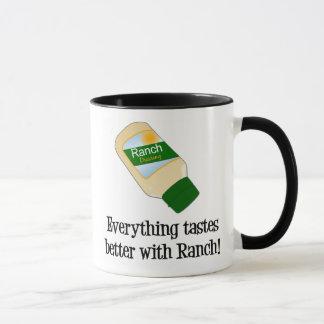 Todo prueba mejor con el rancho taza
