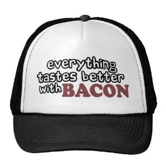 todo prueba un mejor tocino gorras