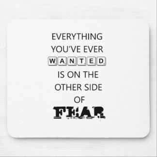 todo que usted ha querido nunca está en   el otro mouse pad