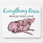 Todo Rosie Mouse Pads