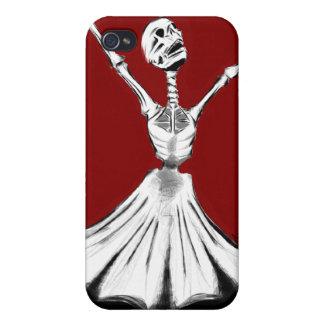 Todo-Santificar-Danza iPhone 4 Carcasas