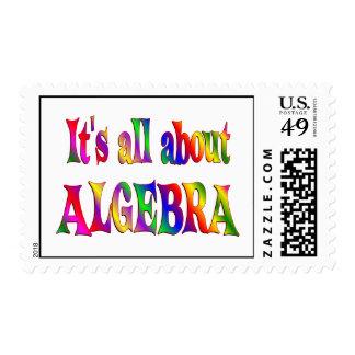 Todo sobre álgebra franqueo
