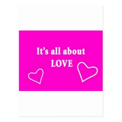 Todo sobre amor postal