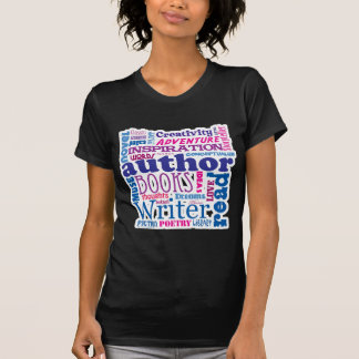 ¡Todo sobre autores! Camiseta