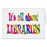 Todo sobre bibliotecas tarjeton