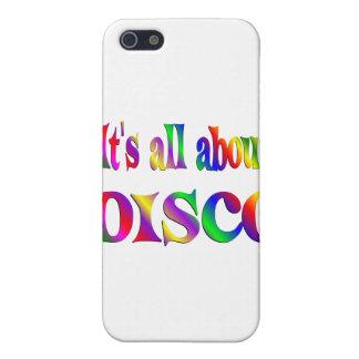 Todo sobre disco iPhone 5 protectores