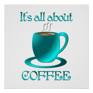 Todo sobre el café impresiones