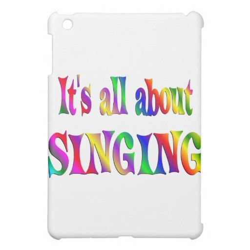Todo sobre el canto