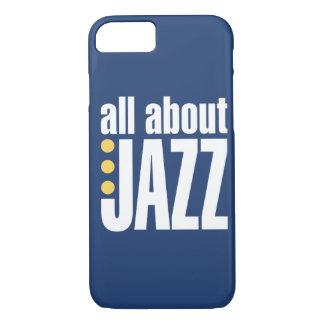Todo sobre el caso del iPhone 7 del jazz Funda iPhone 7