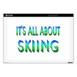 Todo sobre el esquí calcomanías para portátiles