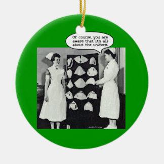 Todo sobre el uniforme de la enfermera ornamento para reyes magos