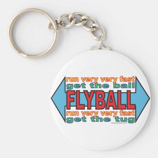 Todo sobre Flyball Llaveros