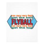 Todo sobre Flyball Membrete