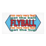 Todo sobre Flyball Tarjetas Fotográficas Personalizadas