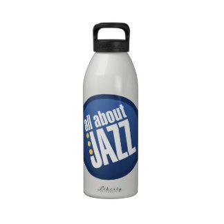 Todo sobre jazz botallas de agua
