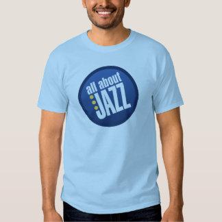 Todo sobre jazz camisas