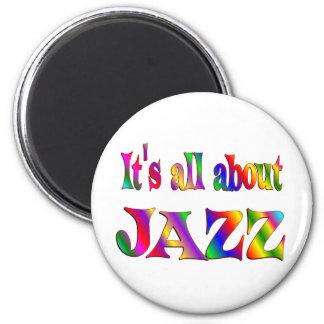 Todo sobre jazz iman