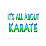 Todo sobre karate postal