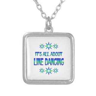 Todo sobre la línea baile colgante cuadrado