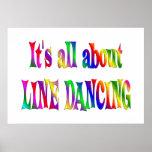 Todo sobre la línea baile posters