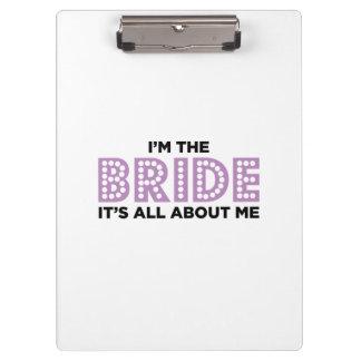 Todo sobre la púrpura de la novia