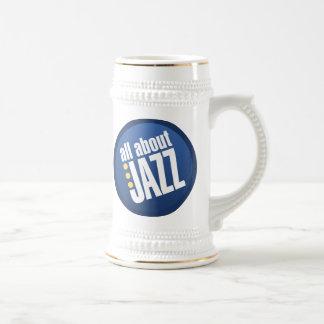 Todo sobre la taza del jazz