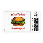 Todo sobre las hamburguesas sellos