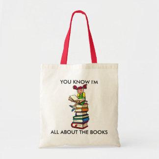 Todo sobre los libros bolsa tela barata