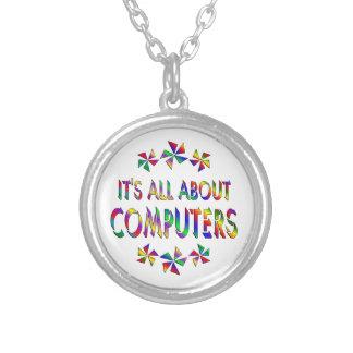 Todo sobre los ordenadores colgante redondo