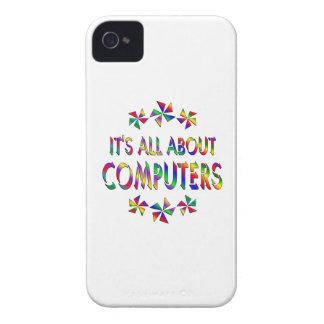 Todo sobre los ordenadores iPhone 4 Case-Mate carcasa