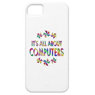 Todo sobre los ordenadores iPhone 5 funda