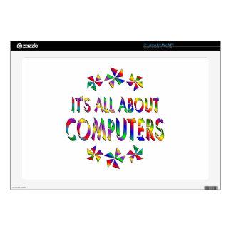 Todo sobre los ordenadores portátil 43,2cm skin