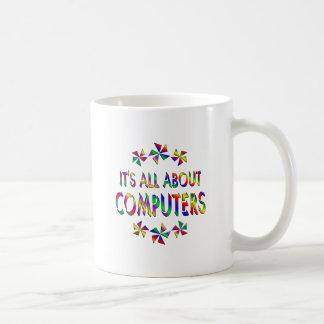 Todo sobre los ordenadores taza
