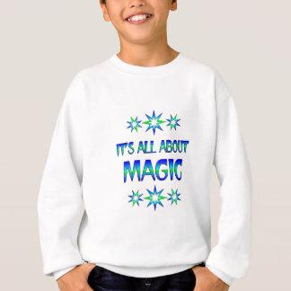 Todo sobre magia sudadera
