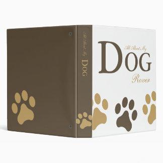 Todo sobre mi carpeta personalizada perro