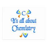 Todo sobre química postales