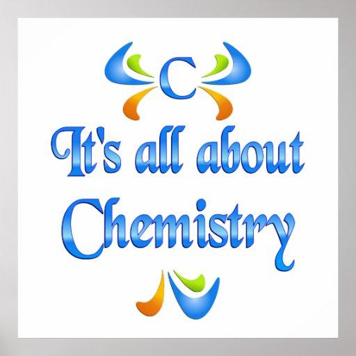 Todo sobre química poster