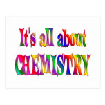 Todo sobre química tarjetas postales